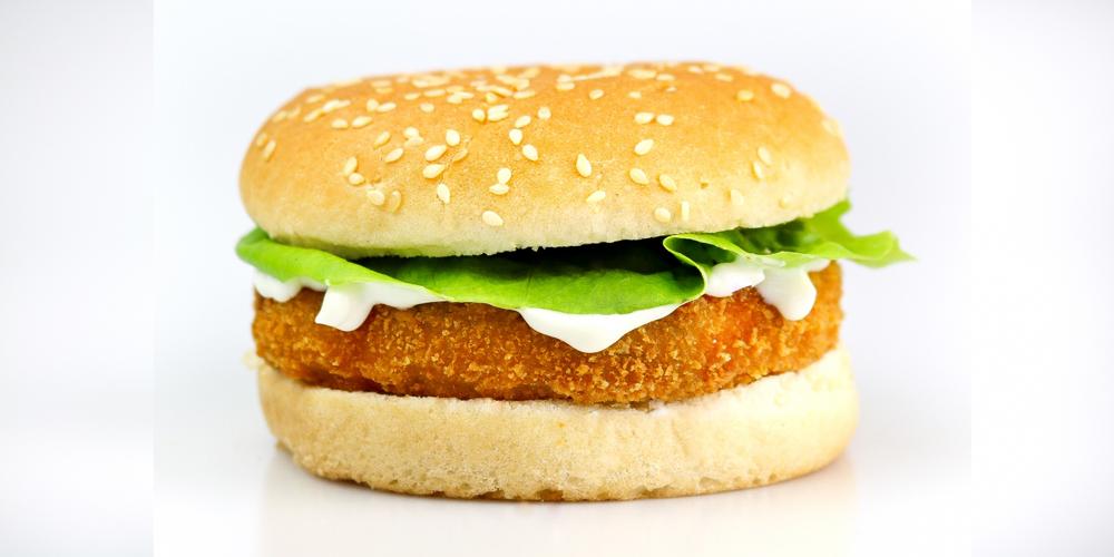 Veg Deluxe Burger
